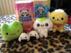 new stuff (Hazel) Tags: bear shop sushi panda swap kawaii mochi