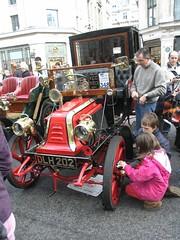 Renault Landaulette (1903) (Jonathan Parkes) Tags: london car run regentstreet veteran motorshow londontobrighton