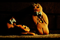 Gingerbread Person??? - ODC Politically Incorrect (Sarah Cowan's mix of photo love) Tags: ourdailychallenge