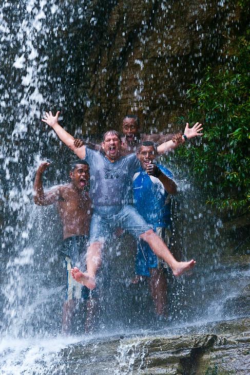best adventures 2010, Rafting in Fiji