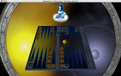 Backgammon - after hit (4/8)