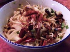 Xian noodles
