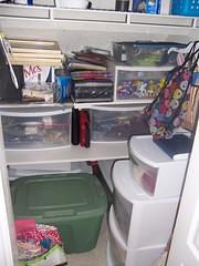 stash closet