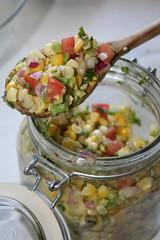 Corn Salsa - by feministjulie