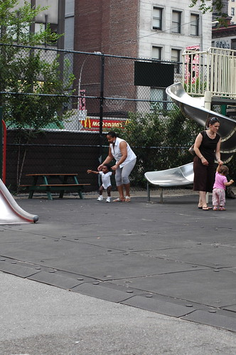 First Steps, Union Square Playground