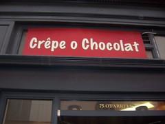 Mmmmm ... crepes