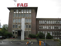 FAG building (Metal-Machine) Tags: germany fag schweinfurt funnypicture