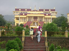 Gyutso monastery, Dharamsala (thomas-11) Tags: travel india buddhism mcleod