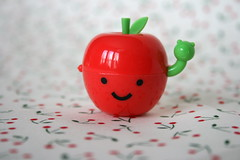 8.16.07 - Shinzi Katoh Bento Apple