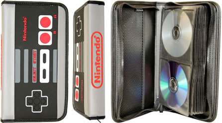 Nintendo CD Wallet