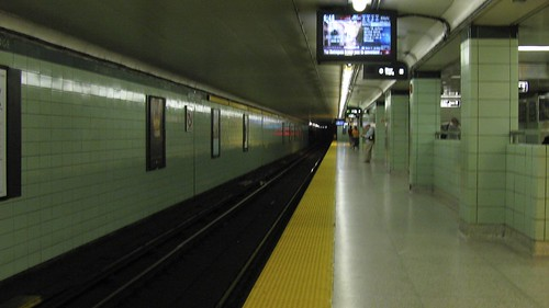 Toronto Subway Station