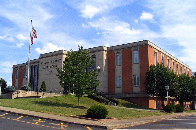 Wilson County Courthouse - Lebanon, TN