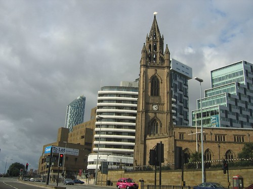 St Nicholas Church, Liverpool