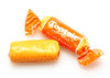 Orange Tootsie Roll