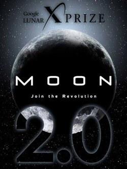 Google comienza la Carrera a la Luna Versión 2.0