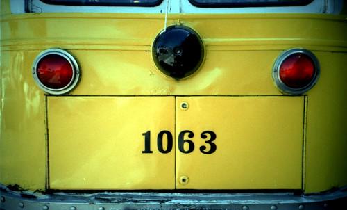 PCC Streamliner #1063