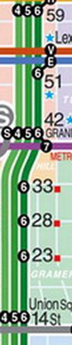 SubwayMapMidtownGreen100