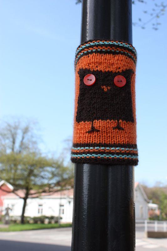 Finnish Yarn Bomb Sighting