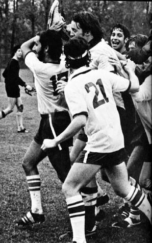 Men's Athletics, 1971.