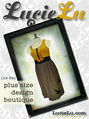 LucieLu print ad Fall