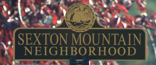 Sexton Mountain Neighborhood
