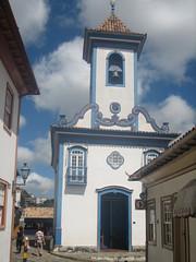 Diamantina, Minas Gerais. Igreja do Amparo (Simone Bessa) Tags: whbrasil