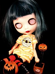 Boopsie (Laura [Puppet]) Tags: carnival by outfit doll candy deluxe blythe custom takara sushy