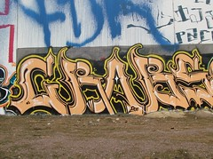 CRABS (BGIZL) Tags: art graffiti la walls crabs bamc