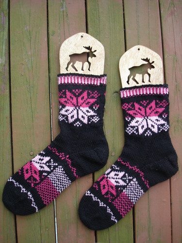 Northern Star Socks