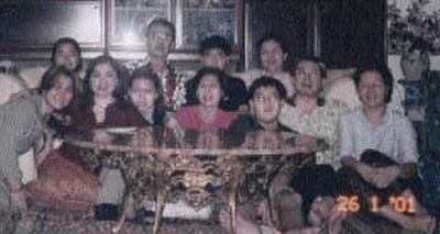 The Lianto Family - some of us at least