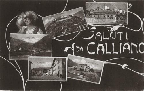 Saluti da Calliano