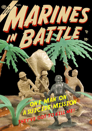 Marines In Battle