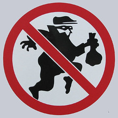 Burglar + Bag