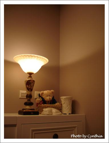 臥室床頭燈2