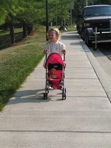 Doll Stroller 1