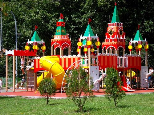 Playground Kremlin