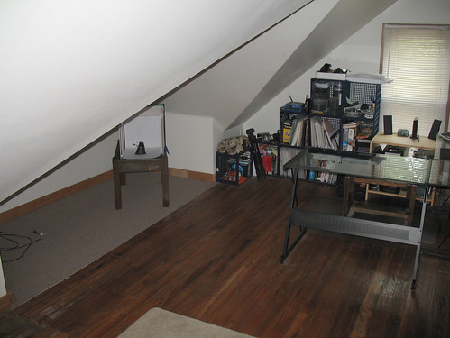 Attic of Disaster: Clean'd Up!