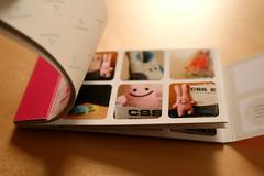Sticker book - Des doudous