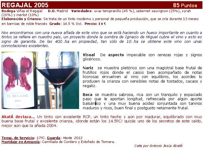 ElRegajalSelEsp2005