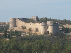 View of Fort St. Andre in Villeneuve-les-Avignon