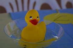 rubber ducky centerpiece