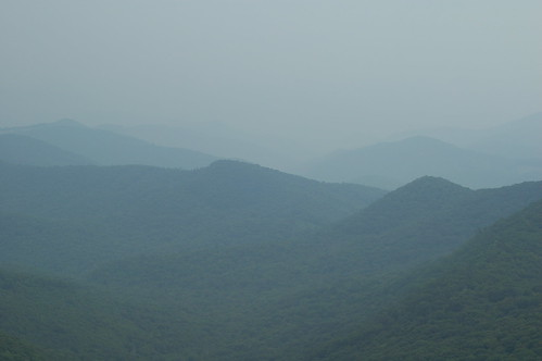 Blue Ridge Overlook II