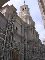 Catedral Arequipa (Cristal Cube) Tags: peru catedral arequipa plazadearmas peruvianimages