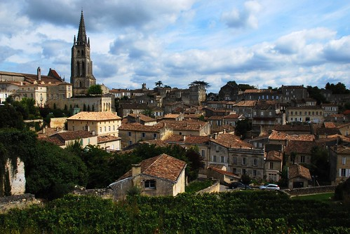 World Heritage-listed Saint-Émilion, in the Gironde department of Aquitaine, was a bit for Nancy Brook thanks largely to it famous macaroons and wine. Photo: Gedjé