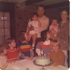 Birthday Party (Kim Dever Thibodeaux / Kim_in_CajunCountry) Tags: bridge family vintage louisiana country birthdaycake cajun acadiana breaux kimscrumbs kimdever kimthibodeaux kimdeverthibodeaux kimincajuncountry