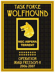 Task Force Wolfhound - NEC ASPERA TERRENT