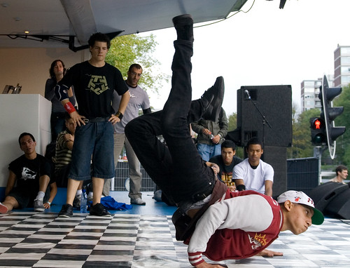 Skatejam Delft Breakdance