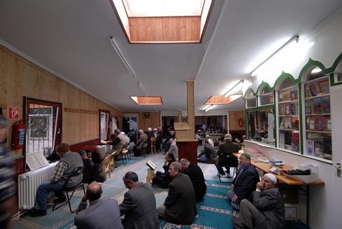 Moschee Wiener Straße