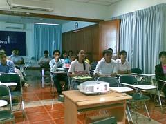 RUPP Journalism Class