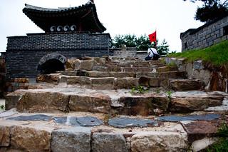 Suwon Fortress -Seoul